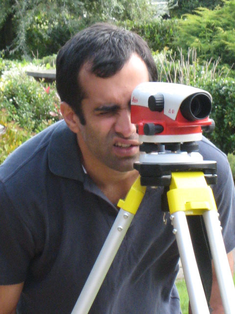 Surveying and Setting Out Training - Course for Site Engineers